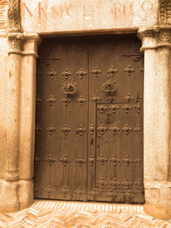 spain door