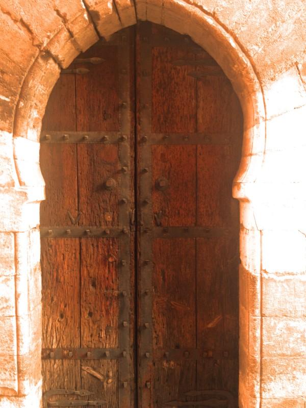 span door