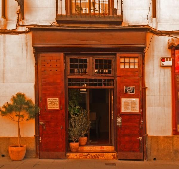 spanish door baby