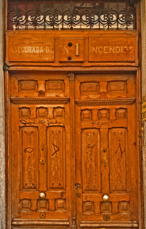 yes another madrid door